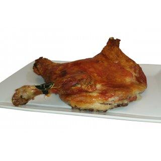Cuarto de Cordero Lechal Ecológico Preasado Saborazo Gourmet