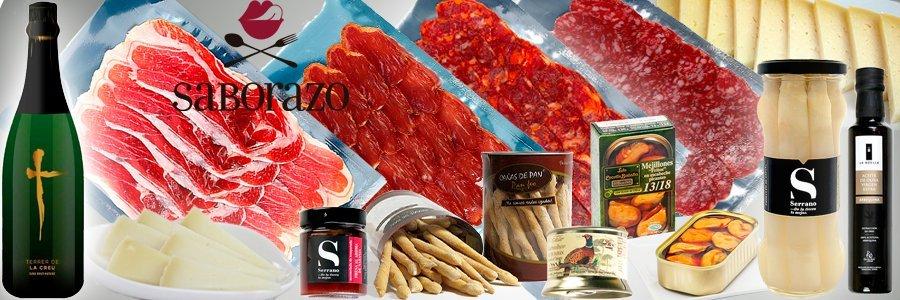 Pack Gourmet Regalo Homenaje