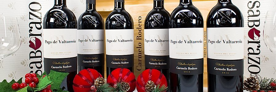 Pack Gourmet Regalo Selección Vinos